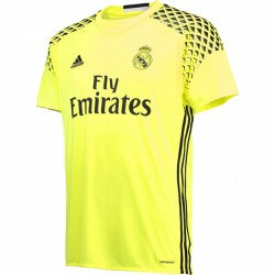 Maillot Real Madrid Goalkeeper 2017 Domicile