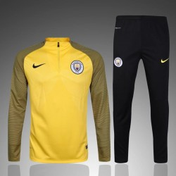 Survetement Manchester City 2017 blond