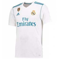 Maillot Real Madrid Pas Cher 2017-2018 Domicile