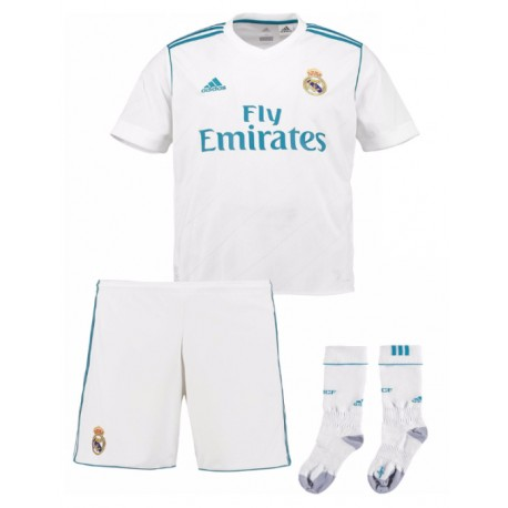 tenue de foot Real Madrid Enfant