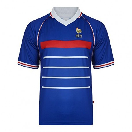 Maillot France 98 Maillot Equipe de France 1998 Domicile