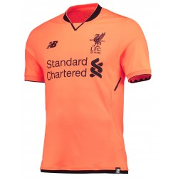 Maillot Liverpool  2017-2018 Pas Cher Third