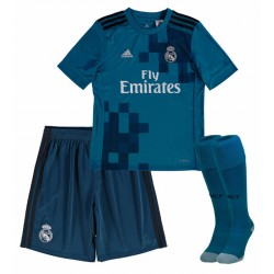Maillot Real Madrid Enfant  2017-2018 Third