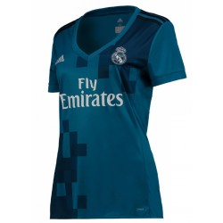 Maillot  Real Madrid Femme 2017-2018 Third