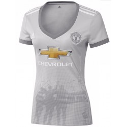Maillot Manchester United Femme 2017-2018 Third