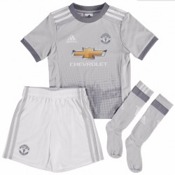 Maillot Manchester United Enfant 2017-2018 Third
