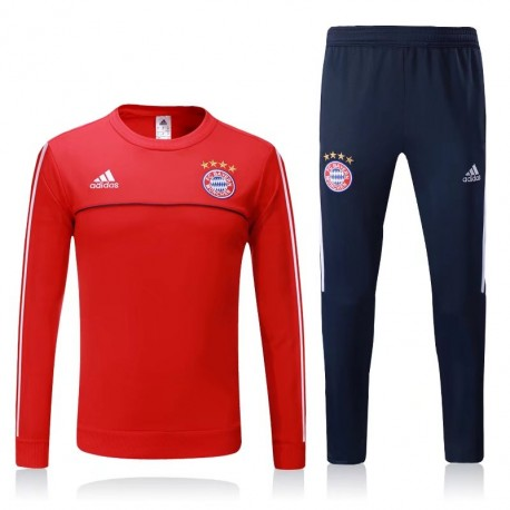 Survetement Bayern Munich 2017-2018 Rouge