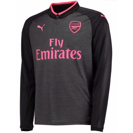 Maillot THIRD Arsenal noir