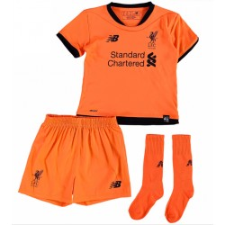 Maillot Liverpool Enfant 2017-2018 Third