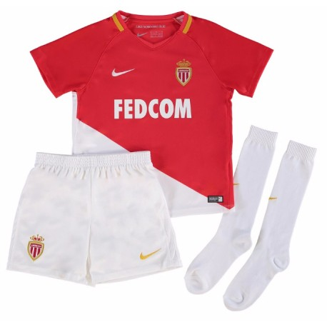 tenue de foot AS Monaco Enfant