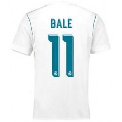 Maillot Bale Real Madrid Pas Cher 2017-2018 Domicile