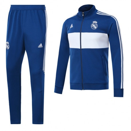 Veste Real Madrid 2017 2018 Bleu
