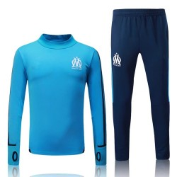 Survetement Marseille 2017-2018 Bleu