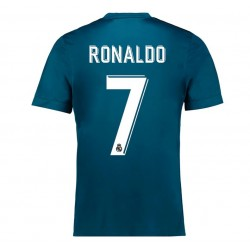 Maillot Ronaldo Real Madrid 2017-2018 Pas Cher Third