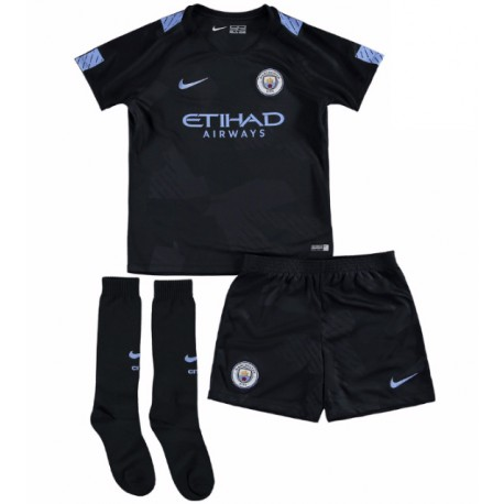 Maillot Manchester City Enfant 2017-2018 Third