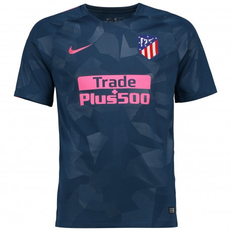 Maillot Atletico Madrid Pas Cher 2017 2018 Third