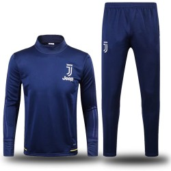 Survetement  Juventus 2017-2018 Bleu