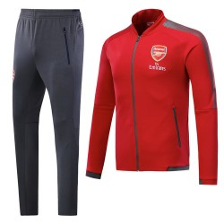 Veste Arsenal 2017 2018 Rouge