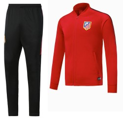 Veste Atletico Madrid 2017 2018 Rouge