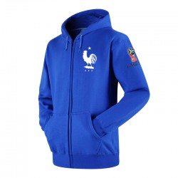 Veste France Coupe du Monde 2018 Bleu