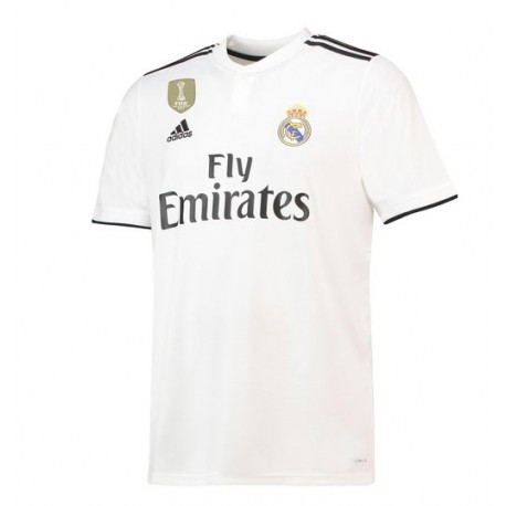 Maillot Domicile Real Madrid pas cher