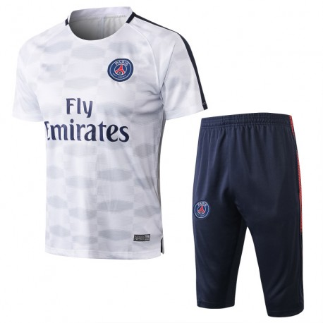 Maillot Training PSG Blanc 2018