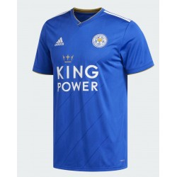 Maillot Leicester City 2018-2019 Domicile