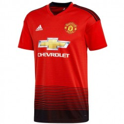 Maillot Manchester United 2018-2019 Pas Cher Domicile