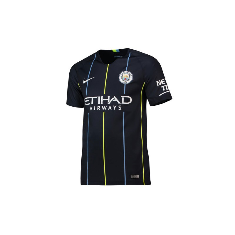 Maillot Domicile Manchester City 2018