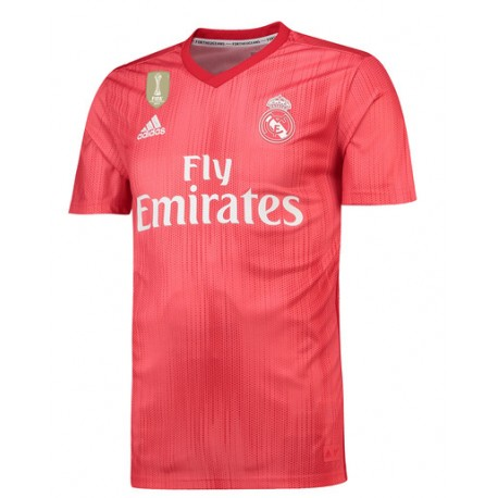 Maillot Real Madrid Pas Cher 2018-2019 Third
