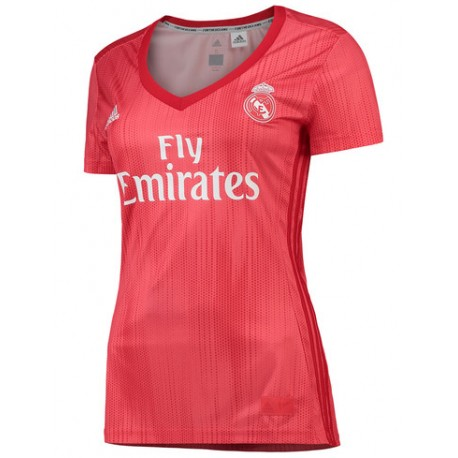 Maillot  Real Madrid Femme 2018-2019 Third