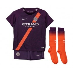 Maillot Manchester City Enfant 2018-2019 Third
