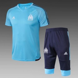Maillot Training Marseille Bleu 2018 2019