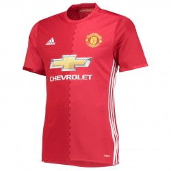 Maillot Manchester United 2016-2017 Pas Cher Domicile