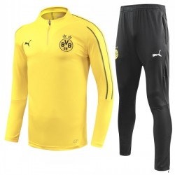 Survetement Borussia Dortmund 2018-2019 Jaune