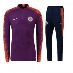 Survetement Manchester City 2018-2019 Violet