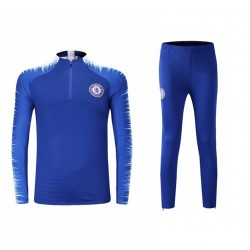 Survetement Chelsea 2018-2019 Bleu