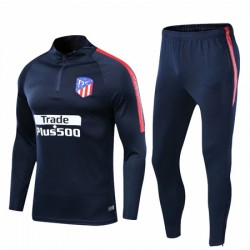 Survetement Atletico Madrid 2018-2019 Noire