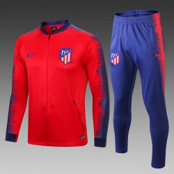 Survetement Atletico Madrid 2018-2019 Rouge