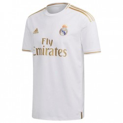 Maillot Real Madrid Pas Cher 2019-2020 Domicile
