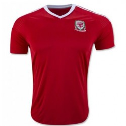 Maillot Wales Euro 2016 Domicile