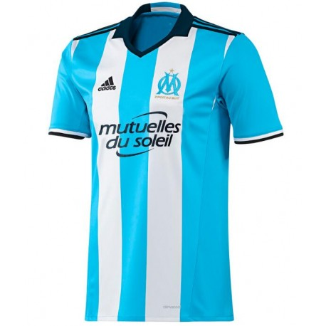maillot olympique de marseille 2016 2017 pas cher third maillot de foot pas cher. Black Bedroom Furniture Sets. Home Design Ideas