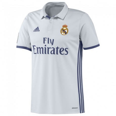 Maillot Real Madrid Pas Cher 2016 2017 Domicile