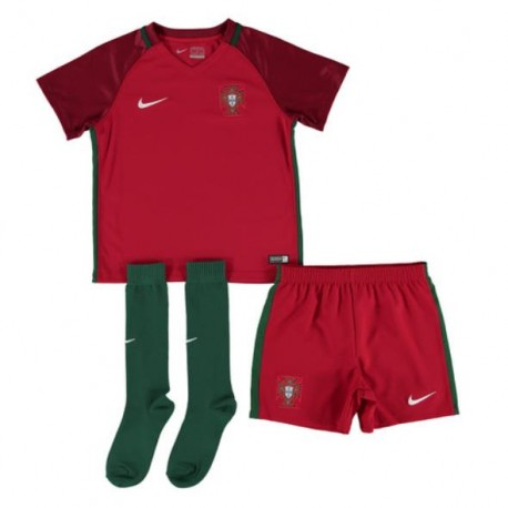 maillot portugal euro enfant 2016 domicile maillot de foot pas cher. Black Bedroom Furniture Sets. Home Design Ideas