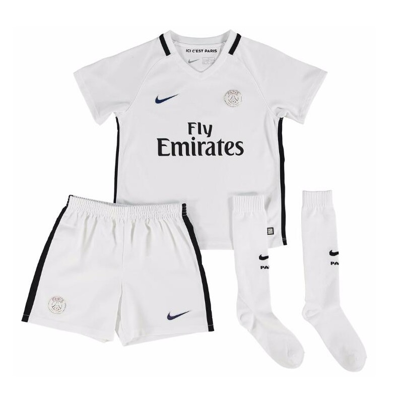 maillot psg enfant 2016 2017 third maillot de foot pas cher. Black Bedroom Furniture Sets. Home Design Ideas