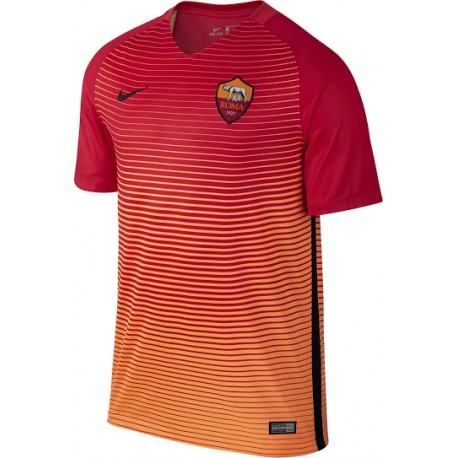 Maillot AS Roma 2016-2017 Pas Cher Third - Maillot de Foot Pas Cher 63620ab96a9