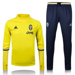 Survetement Juventus 2016-2017 jaune